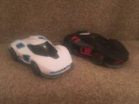R.E.V cars