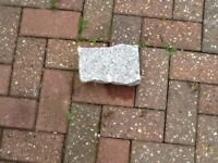 Cobble blocks 200mm x 100mm