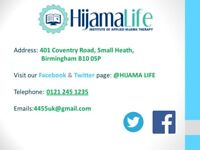 FREE HIJAMA CUPPING THERAPY COURSE ON THE 25TH MARCH!
