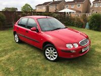 Rover 25 impression 5 door Hatchback