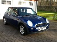Mini One 1.6 Hatch 3DR 54 REG in great condition