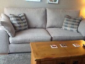 Italian made 4 Seater Sofa nearly new