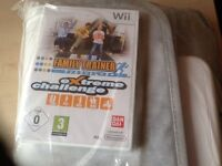 Wii games and board