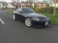 Honda S2000 2.0 i VTEC GT 2dr Convertible(HARD/SOFT TOP) SALE PRICE MUST SELL