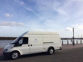 Man with a van - Removals - Courier - Chester based covering local and nationwide