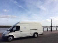 TOD Man and Van Services - Cheshire, Flintshire, Denbighshire, Wirral. Local and Nationwide