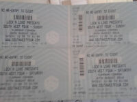 SW4 festival tickets for sale urgently