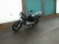 Yamaha YBR125 Learner Legal