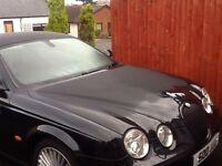 Jaguar s type diesel auto immaculate