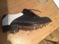 Leather Golf Shoes 'Cotswold'