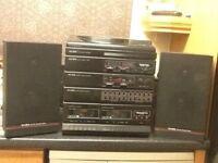 Alba Digital Midi Stereo Music System.
