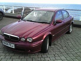 jaguar x-type 2004, mot till july 2017