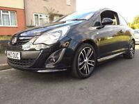 Corsa Black Edition 1.4T