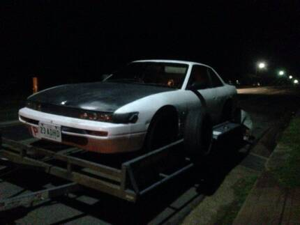 Nissan Silvia S13 Rolling Shell