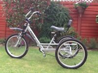 TMX T5 Tricycle for Children w/ Disk Brakes and 5 Gears