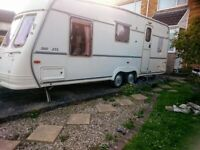 Touring Caravan for Holiday Hire...
