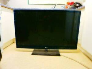 """50"""" LG 3D Plasma TV (Broken but could easily be fixed) Ringwood East Maroondah Area Preview"""