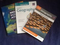 National 5 Geography Text Books