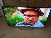 "LG 47"" smart tv 3D WiFi freeview fullHD 1080p"