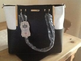 ** Beautiful LYDC HANDBAG - brand new **