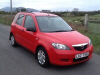 Immaculate Mazda 2 diesel for sale,only £30 per yr tax...£995 ono
