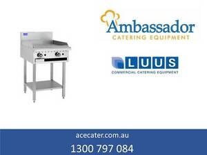 Luus Essentials Series 600 Flate Plate & Shelf BCH-6P Geebung Brisbane North East Preview