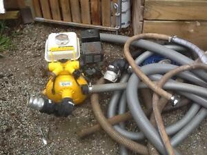 Honda Davey water pump Sunbury Hume Area Preview