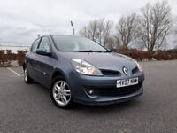 2007 RENAULT CLIO 1.4 PETROL 5 DOOR - NEW MOT - WARRANTY