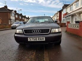 A8 petrol 2.8 FOR SALE/SWAP