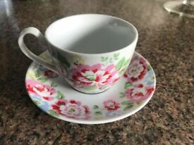 Cath Kidston Floral Tea Cup