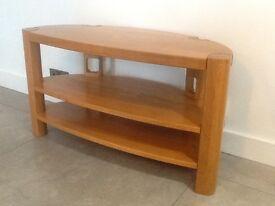 Solid Oak, Chris Sharp TV Stand