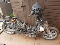 Spares and repairs