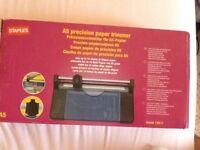 Staples precision A5 paper cutter