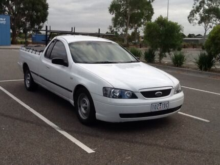 Ford falcon ute BA  Gas with Current RWC & Rego Narre Warren South Casey Area Preview
