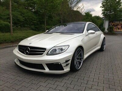 MERCEDES CL W216 CL500 CL600 CL63 AMG CL 65  BLACK SERIES BODY KIT 2006-2010 NEW