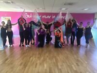 Belly Dance Classes Fit4less, Thornliebank, Glasgow