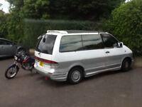 Nissan Largo Spare or Repair