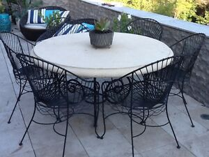 EXCLUSIVE FRENCH OUTDOOR  DINING SETTING Castlecrag Willoughby Area Preview
