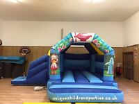 Bouncy Castle Hire Glasgow - Summer Holiday Promotions!!!