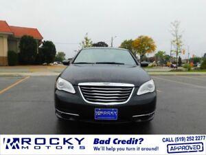 2013 Chrysler 200 Touring - BAD CREDIT APPROVALS
