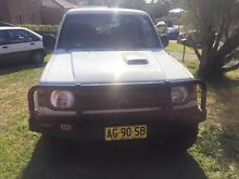 1993 Mitsubishi Pajero Ryde Ryde Area Preview