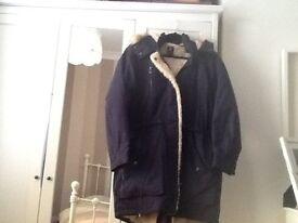 Ladies Parka Jacket