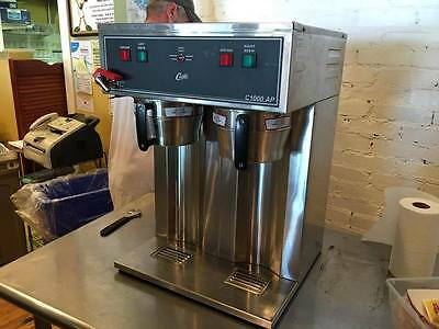 Wilbur Curtis Coffee Brewer Model C1000ap-10