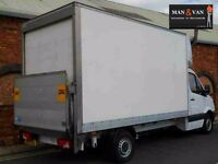 Luton Van Local Removals Service House - Flats and Single Items delivery with Man and Van Hire