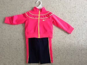 Toddler girl Nike track suit 18 months