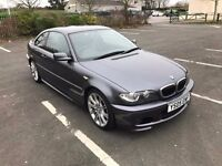 BMW 3 Series 320Ci M Sport Coupe E46 - Full Service History / 12 Month MOT / Full Leather