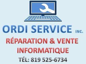 --ESTIMATION GRATUITE--  CENTRE DE RÉPARATION LAPTOP & DESKTOPS 39$