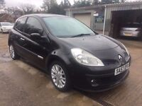 ** NEWTON CARS ** 07 57 RENAULT CLIO 1.2 RIP CURL, 3 DOOR, GOOD OVERALL, FULL MOT SUPPLIED, CALL US