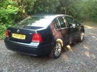 VW BORA HIGHLINE 130 TDI