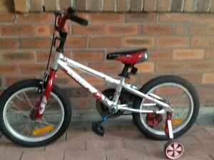 kids bike as new Forrest South Canberra Preview